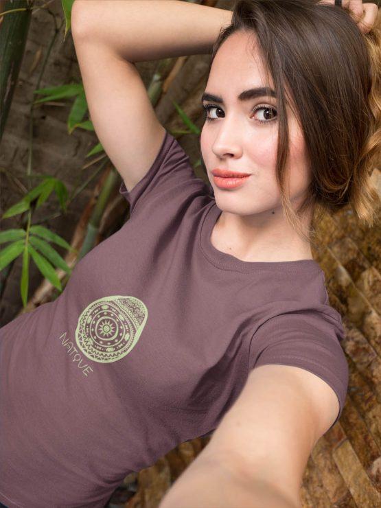 beautiful-girl-wearing-a-native-origins-t-shirt-while-at-a-bamboo-garden
