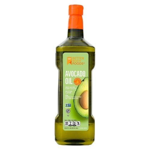 Better body avocado oil
